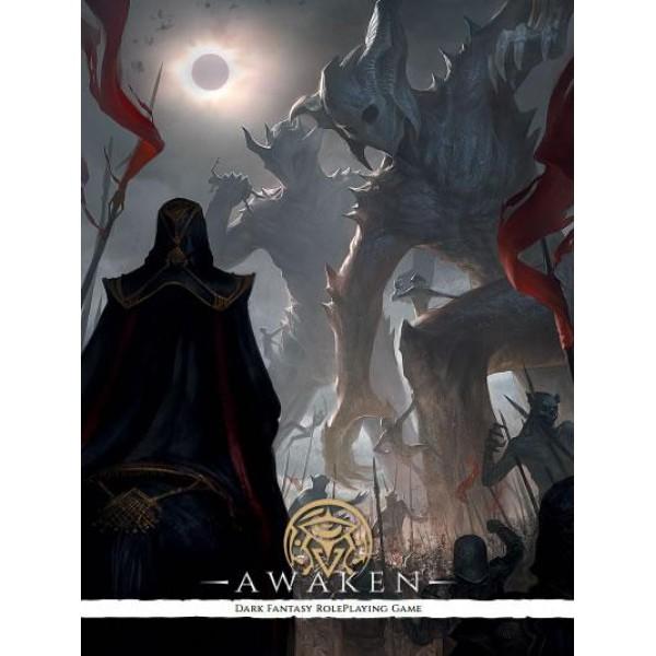 Awaken RPG - Core Rulebook