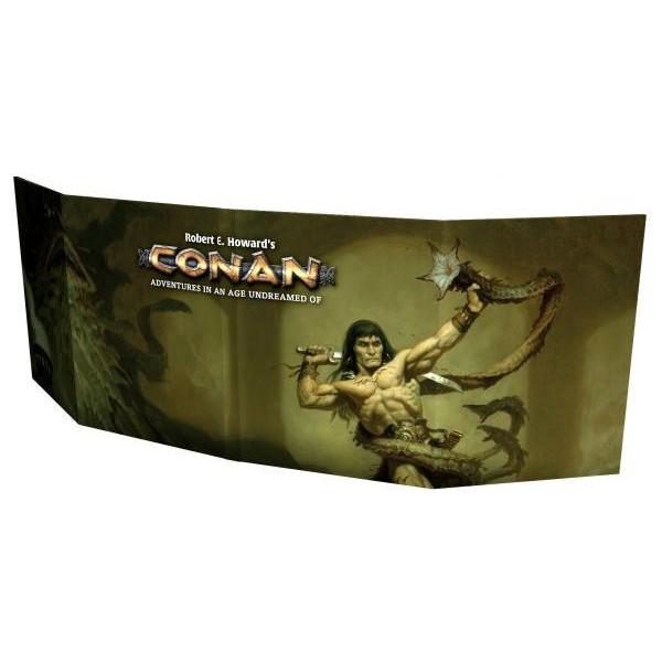 Conan - RPG - GM Screen