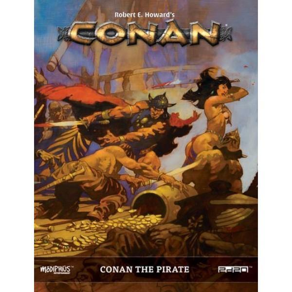 Conan - RPG - The Pirate