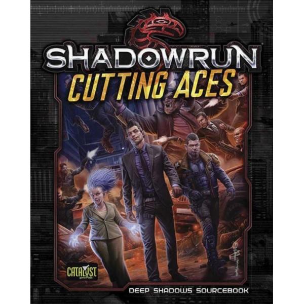 Shadowrun - 5th Edition - Cutting Aces