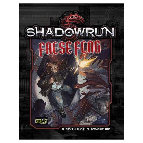 Shadowrun - 5th Edition - Denver 2 False Flag - Adventure