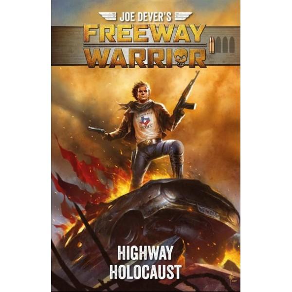 Freeway Warrior 1 RPG - Highway Holocaust (HC)