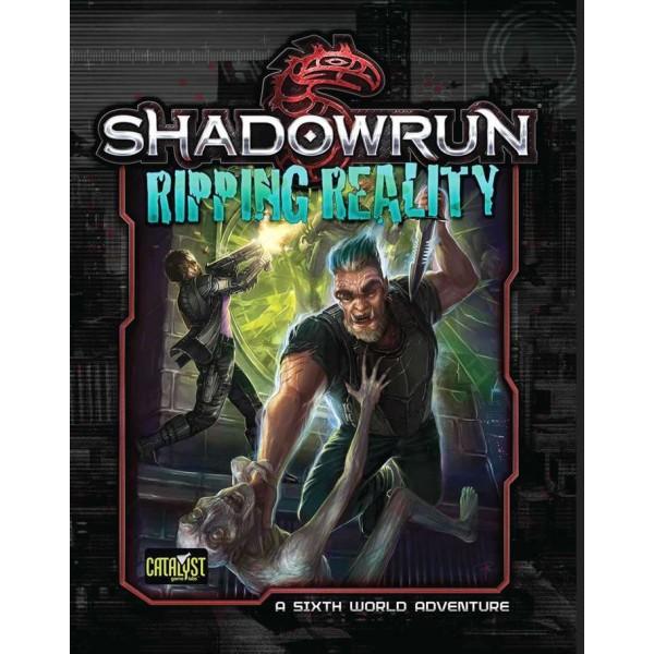 Shadowrun - 5th Edition - Denver 3 Ripping Reality - Adventure