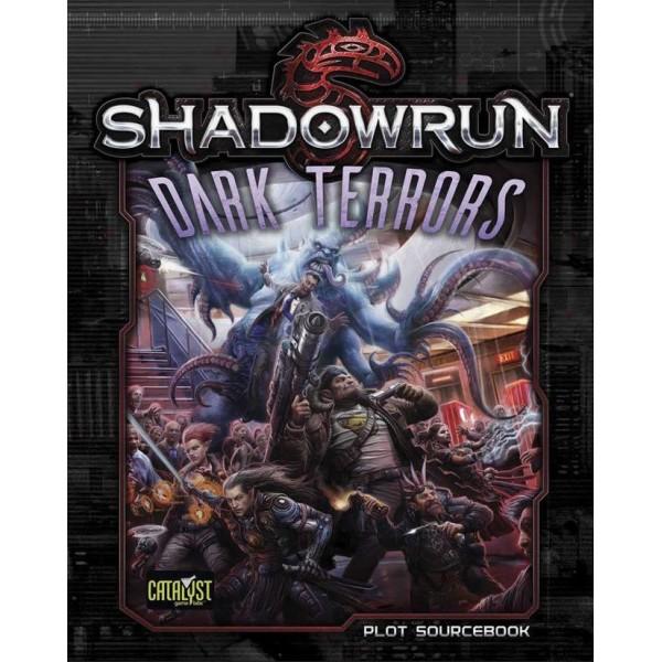 Shadowrun - 5th Edition - Dark Terrors