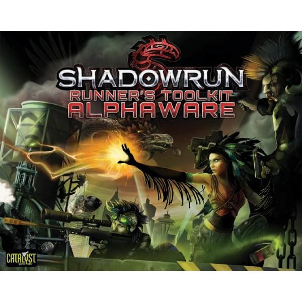 Shadowrun - 5th Edition - Runners Toolkit - Alphaware
