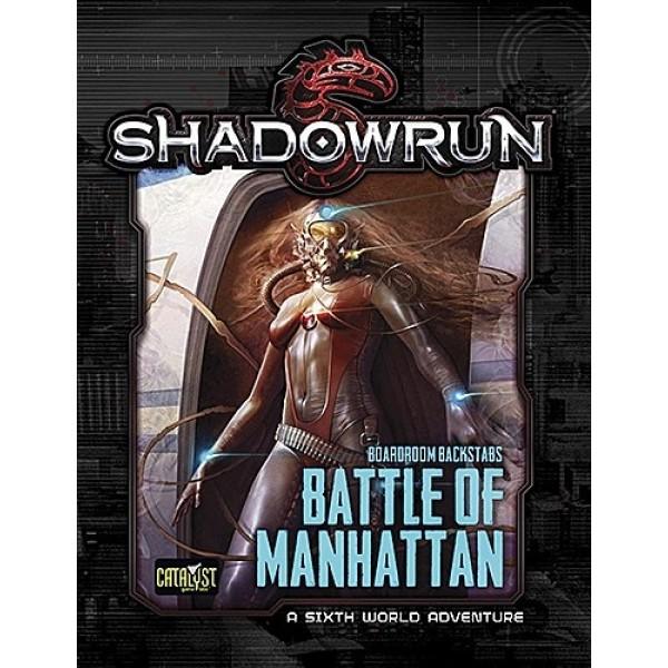 Shadowrun - 5th Edition - Battle of Manhattan