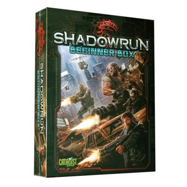 Shadowrun - 5th Edition - Beginners Box