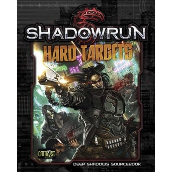 Shadowrun - 5th Edition - Hard Targets