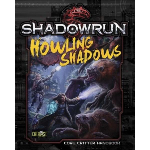 Shadowrun - 5th Edition - Howling Shadows Sourcebook