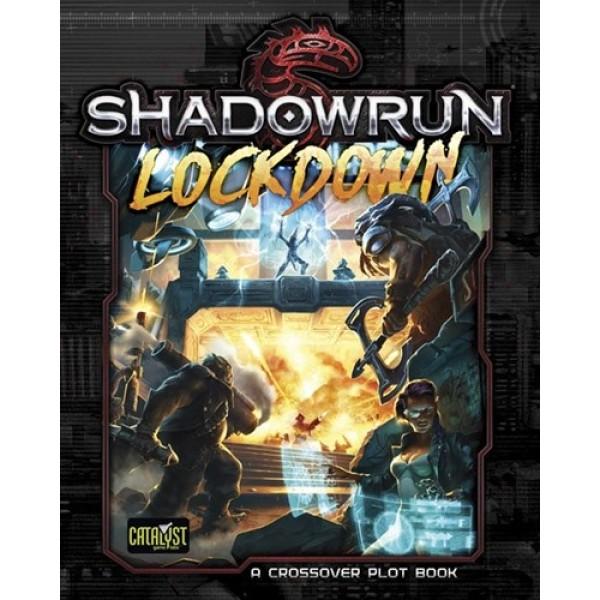 Shadowrun - 5th Edition - Lockdown