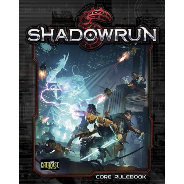 Shadowrun - 5th Edition - Core Rulebook