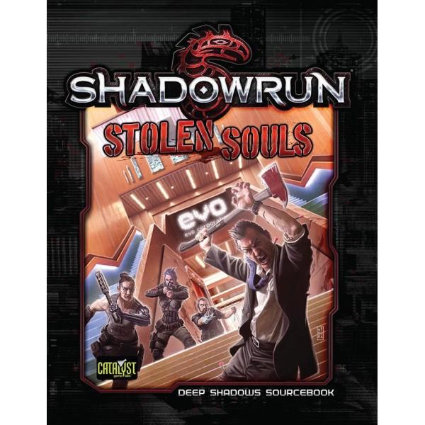 Shadowrun - 5th Edition - Stolen Souls