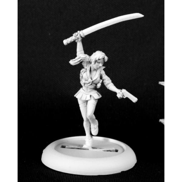 Reaper - Chronoscope - Whitney, Anime Heroine