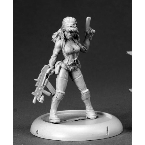 Reaper - Chronoscope - Farrah, Sci Fi Heroine