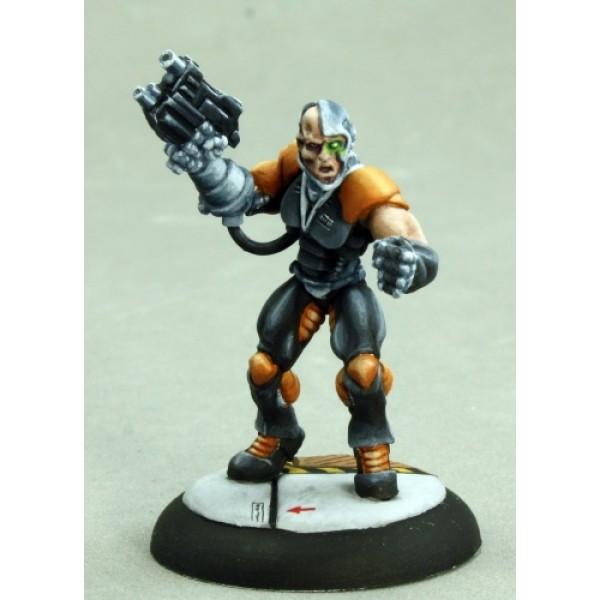 Reaper - Chronoscope - Keryx, Cyborg Assassin