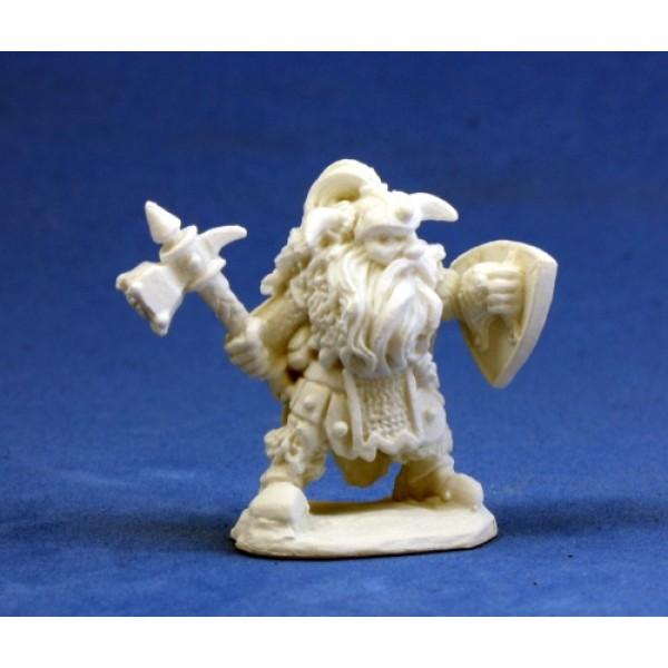 Reaper - Bones - Fulumbar Ironhand, Dwarf Warrior