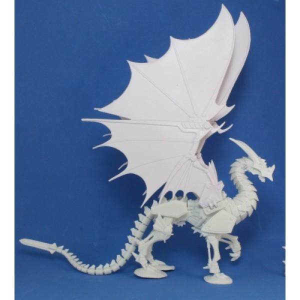 Reaper - Bones - Wyrmgear Clockwork Dragon