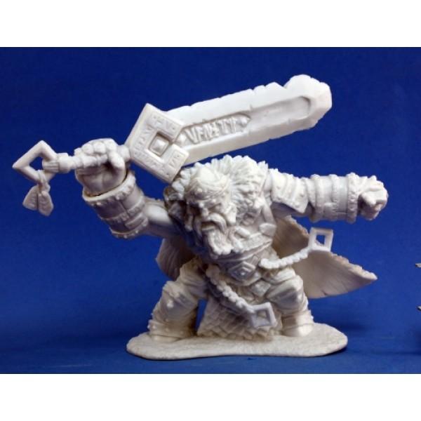 Reaper - Bones - Skorg Ironskull Fire Giant king