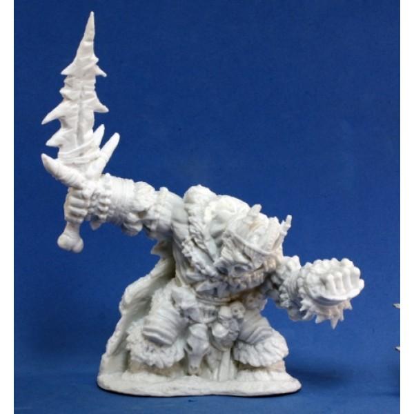 Reaper - Bones - Boerogg Blackrime - Frost Giant jarl