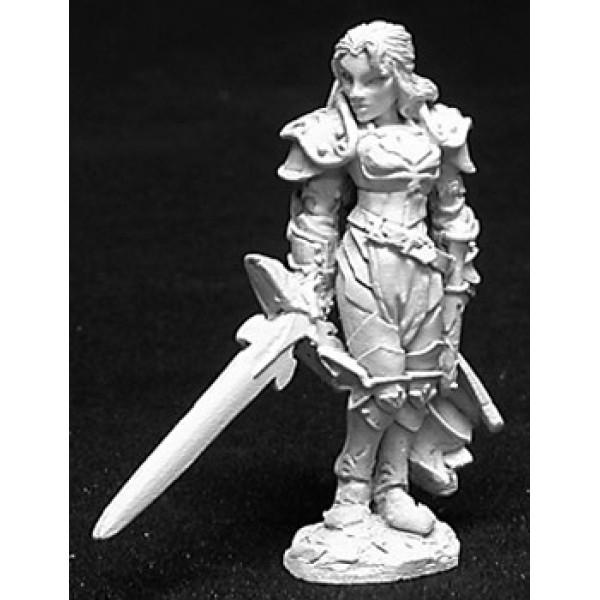 Reaper - Dark Heaven Legends - Alaine, Female Paladin