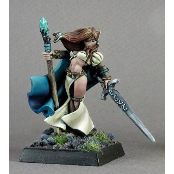 Reaper - Dark Heaven Legends - Alastriel, Elf Sorceress
