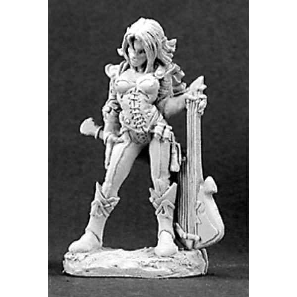 Reaper - Dark Heaven Legends - Astrid, Female Chronicler