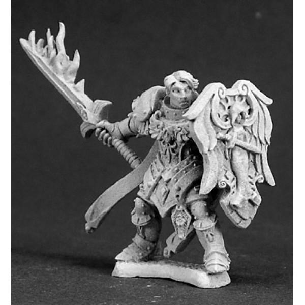 Reaper - Dark Heaven Legends - Alamaran the Gold, Paladin