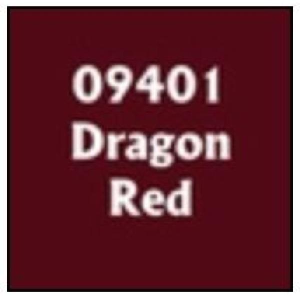 09401 - Dragon Red - Reaper Master Series - Bones HD