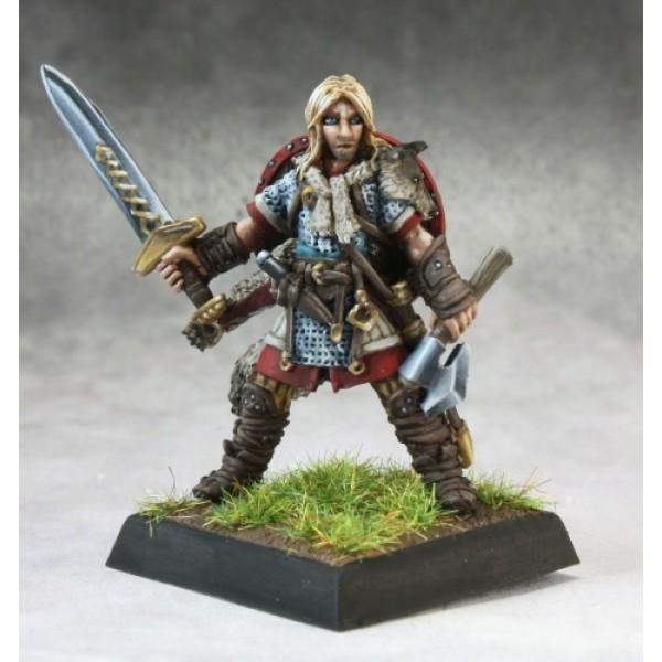 Reaper - Pathfinder Miniatures: Ulf Gormundr