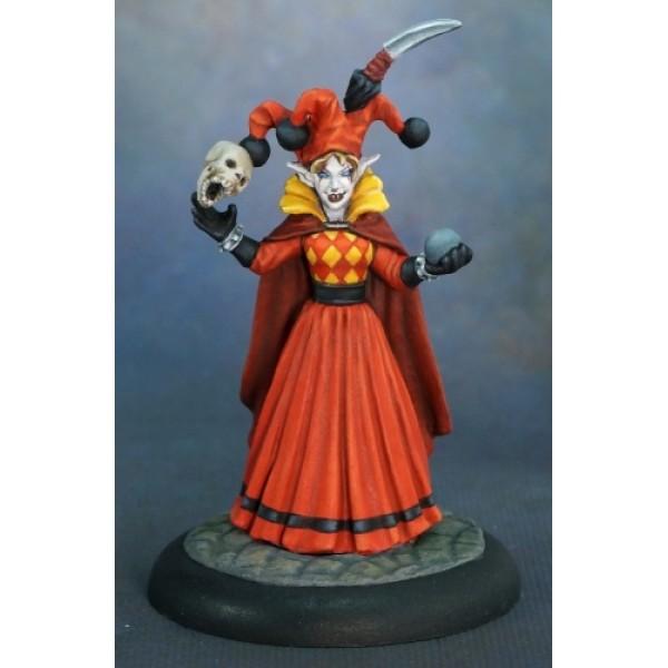 Reaper - Pathfinder Miniatures: Jolistina Susperio