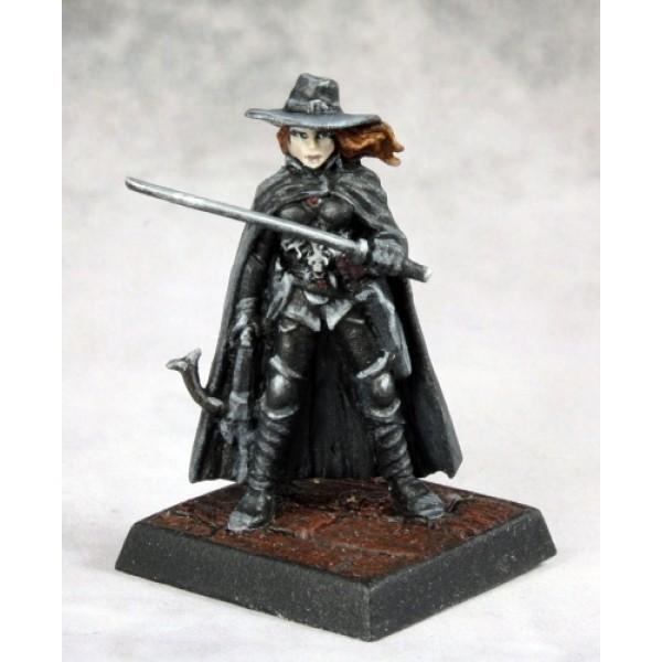 Reaper - Pathfinder Miniatures: Vampire Hunter