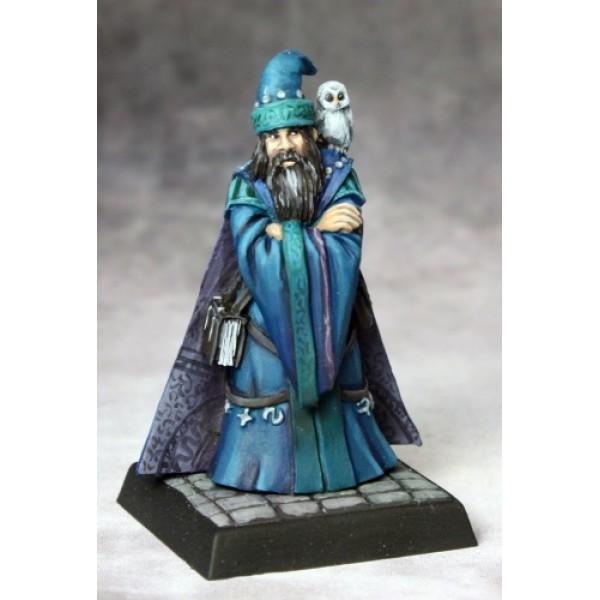 Reaper - Pathfinder Miniatures: Dr Orontius