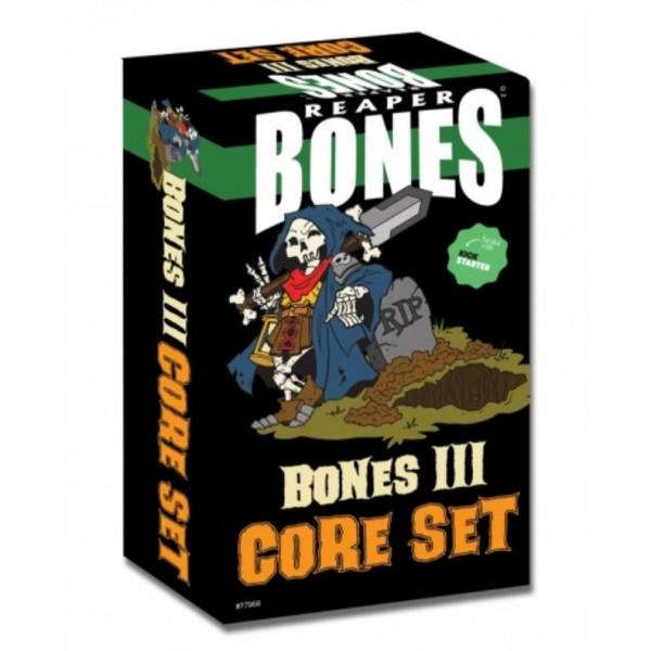 Reaper - Bones - Core Bones 3 Boxed set