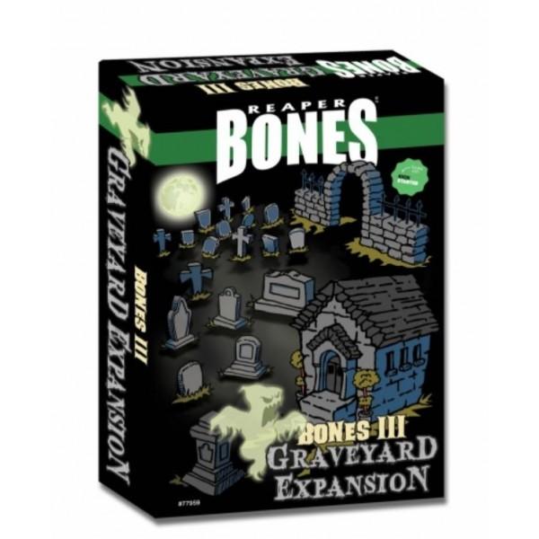 Reaper - Bones - Graveyard - Bones 3 Expansion Set