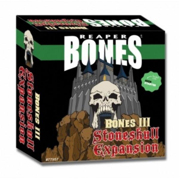 Reaper - Bones - Stoneskull - Bones 3 Expansion Set