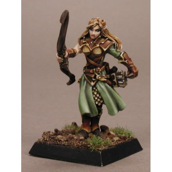 Reaper - Warlord: Lorielle Silverrain