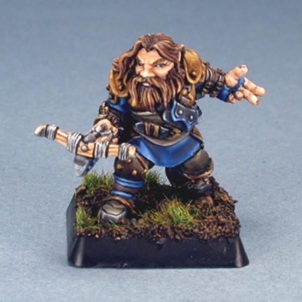 Reaper - Warlord: Snorri, Dwarf Solo
