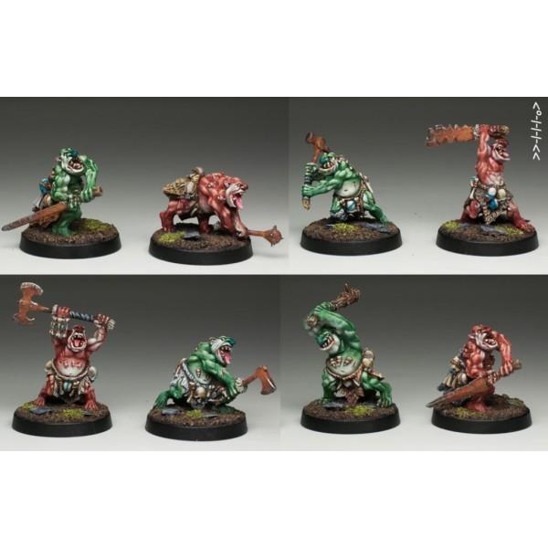 Red Box Games - Goblins - Goblin Bonebacks A
