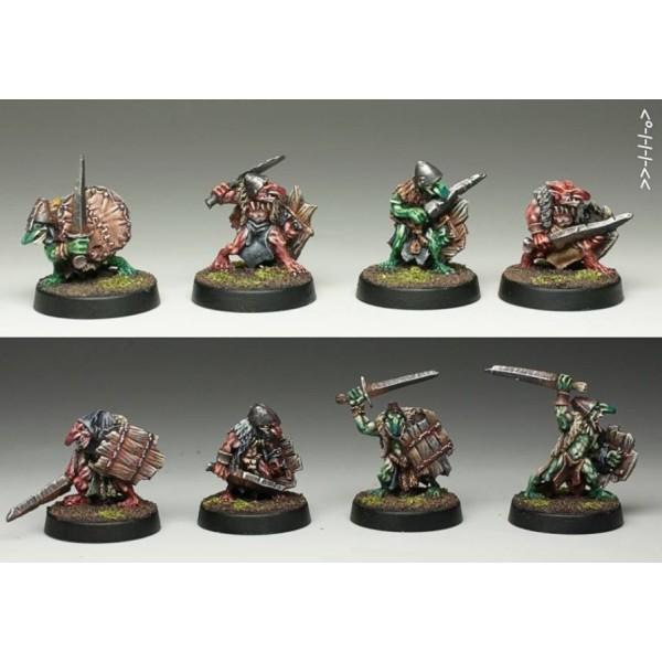 Red Box Games - Goblins - Goblin Footmen