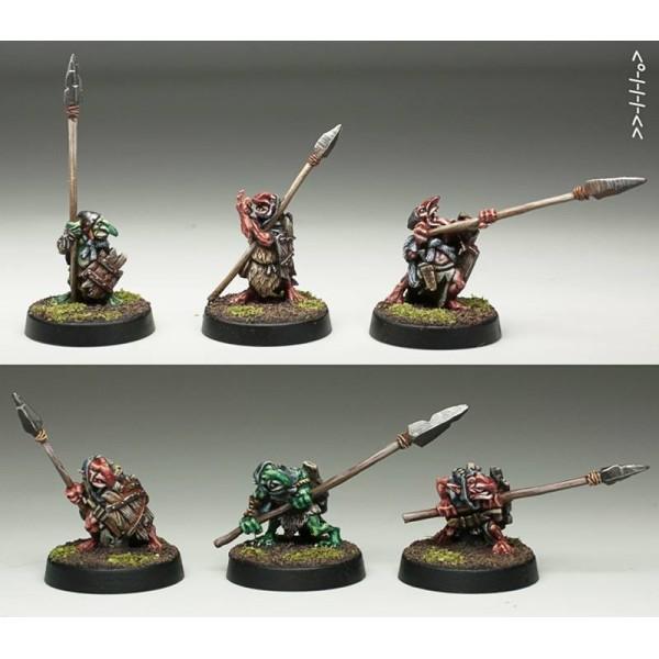 Red Box Games - Goblins - Goblin Spearmen