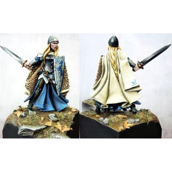 Red Box Games - Elves - Ingrior of Aelfheim, Swordmaiden