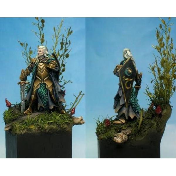 Red Box Games - Elves - Mordred of Muspelsheim Wyrm'sBane