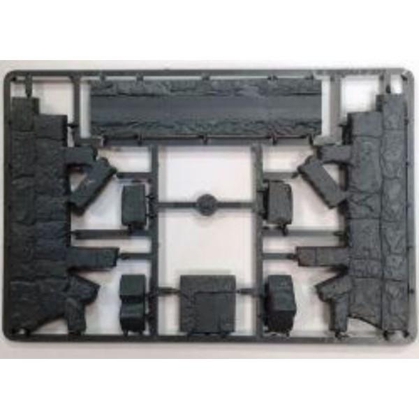Renedra - Fantasy Stone Ruins - Frame D