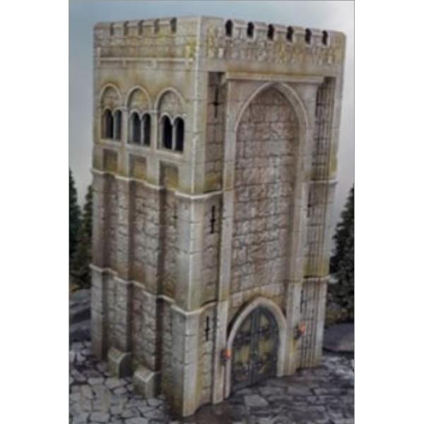 Renedra - Stone Tower