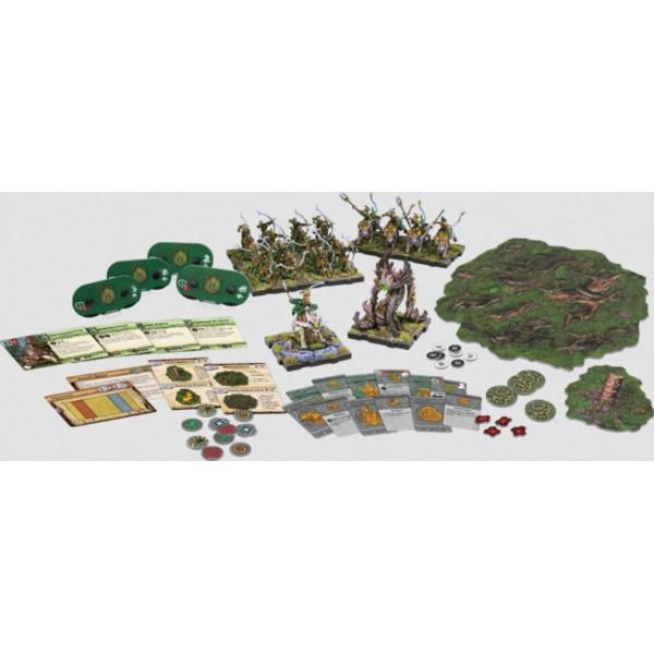 Runewars Miniatures - Latari Elves Army Expansion