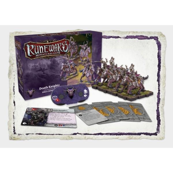 Runewars Miniatures - Death Knights Expansion Pack