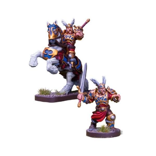 Runewars Miniatures - Lord Hawthorne Hero Expansion Pack