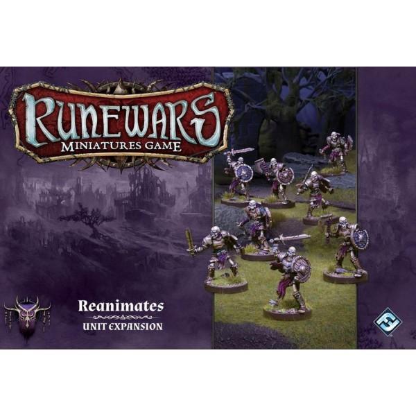 Runewars Miniatures - Reanimates Expansion Pack