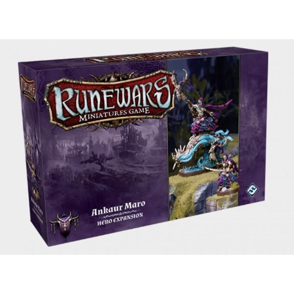 Runewars Miniatures - Ankaur Maro Hero Expansion