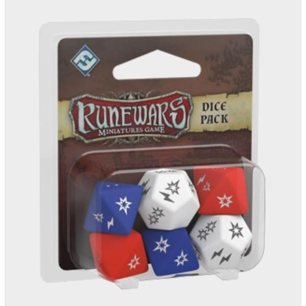 Runewars Miniatures - Dice Pack